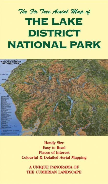 The Lake District National Park - Folded